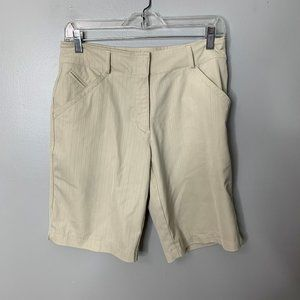 Nike Tan Golf Shorts